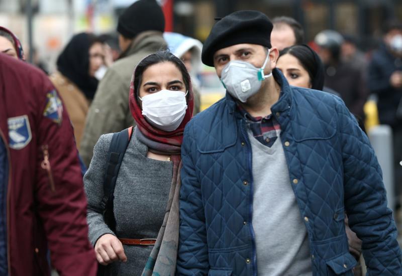 В Иране за минувшие сутки от коронавируса умерли 179 человек