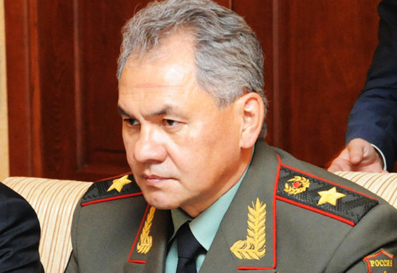 Сергей Шойгу прибыл в Баку