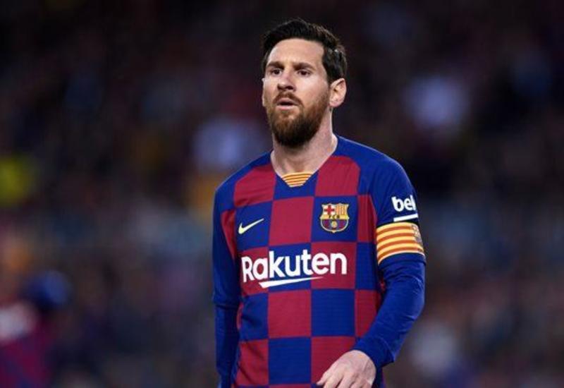 Месси отказался приезжать на сборы «Барселоны»