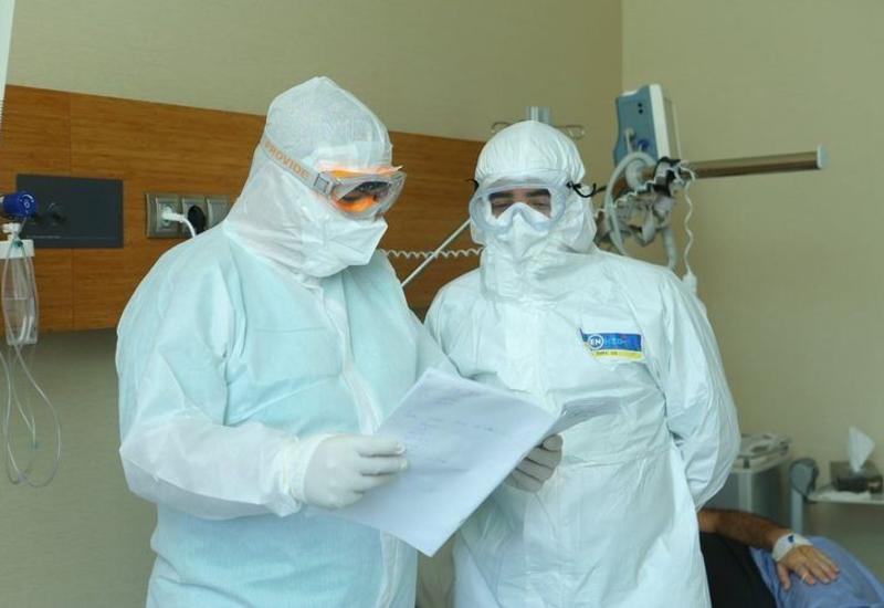 Последние данные по заразившимся коронавирусом на утро 22 октября