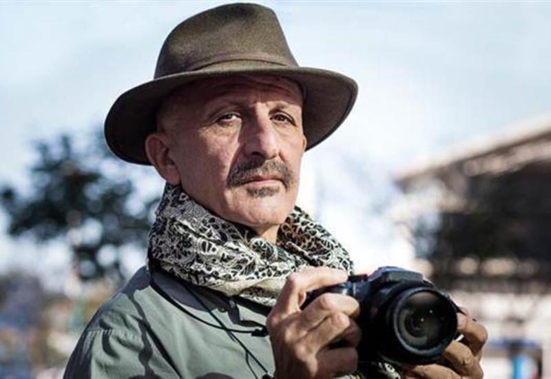 Реза Дегати показал во Франции фотографии, снятые в Азербайджане
