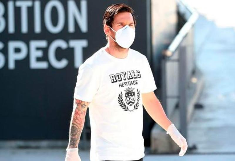 Месси не явился на тестирование на коронавирус
