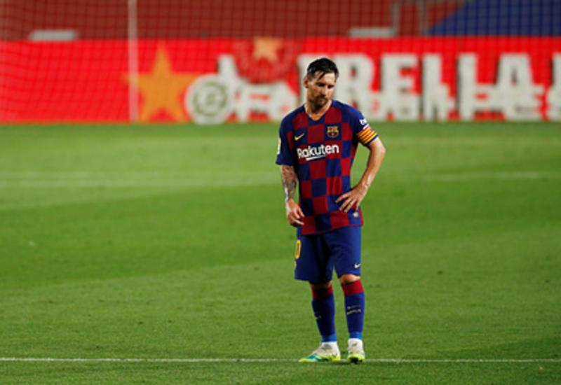 Месси назвали условие досрочного разрыва контракта с «Барселоной»