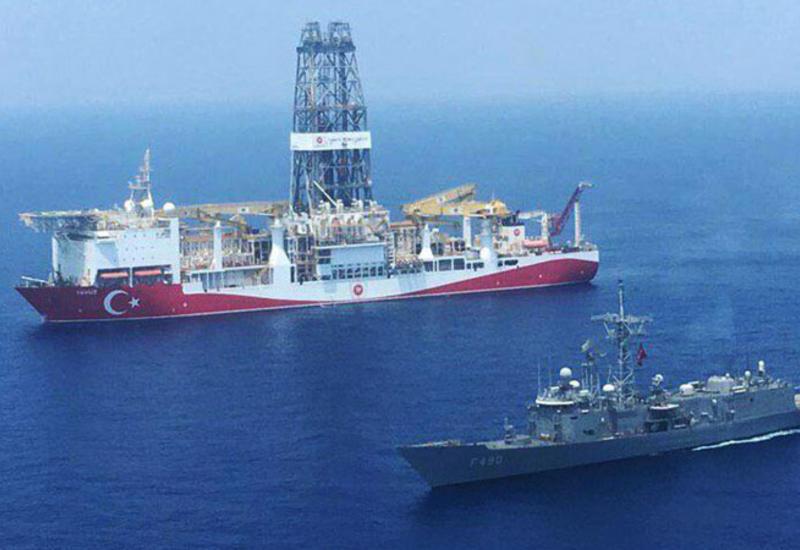 Турция продлила срок проведения геологоразведочных работ в Средиземном море