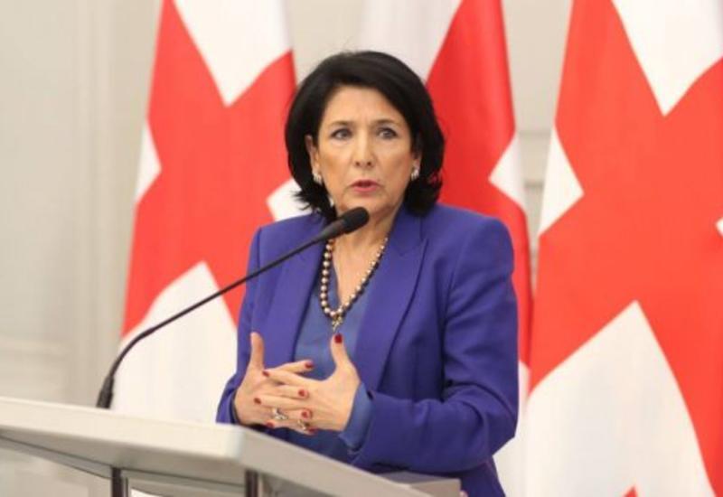 Президент Грузии назначила дату парламентских выборов