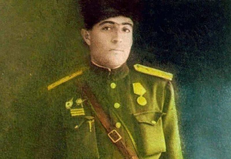 Израильский музыкант посвятил композицию памяти азербайджанского героя Гамзы Садыхова
