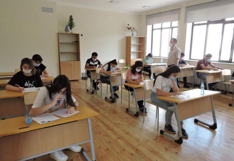 Обнародованы результаты выпускных экзаменов, проведенных 15-16 апреля
