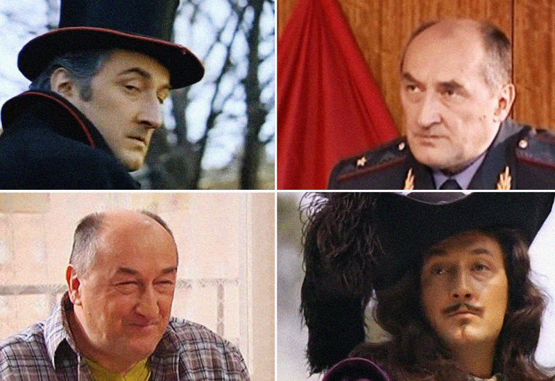 20 ролей Бориса Клюева