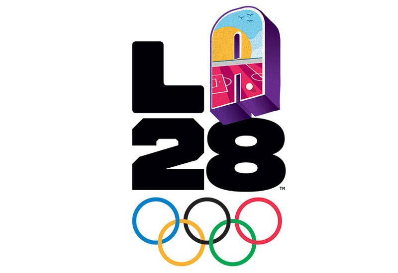Представлен логотип летних Олимпийских игр 2028