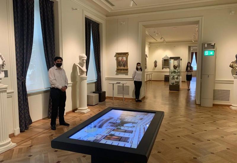 Музеи Азербайджана готовы принимать посетителей