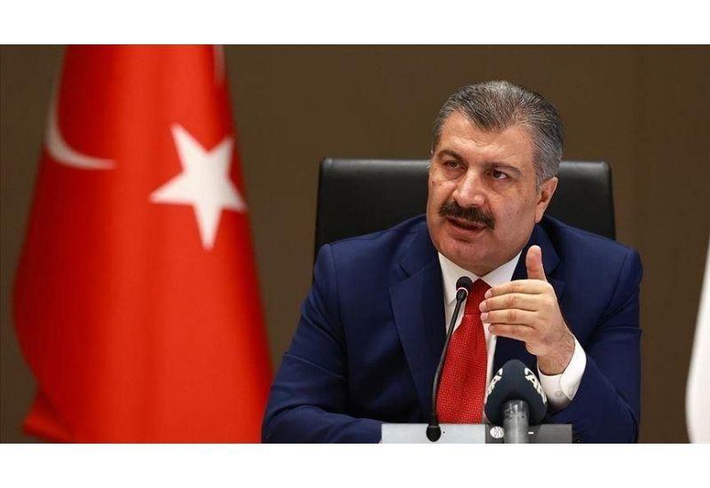 Турция проходит второй пик первой волны коронавируса