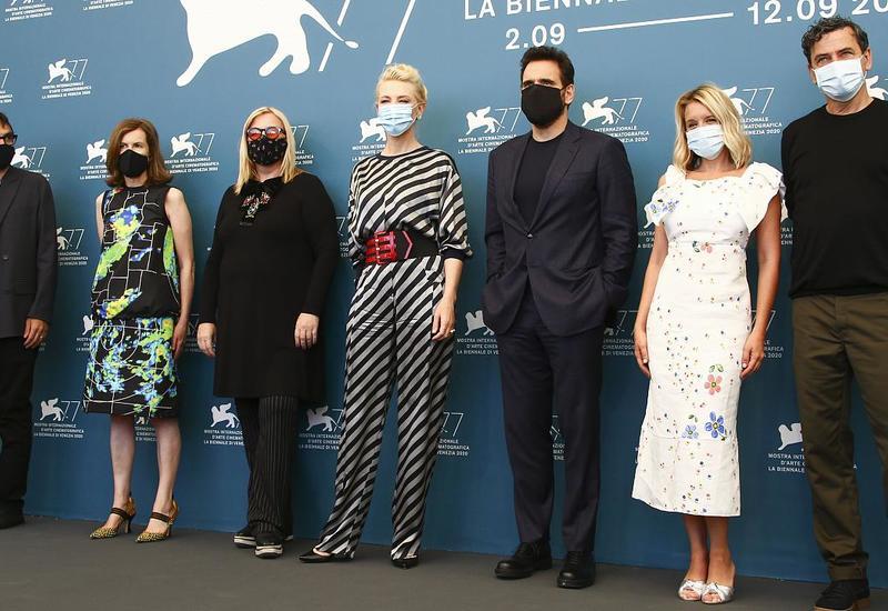 В Италии стартовал 77-й Венецианский кинофестиваль