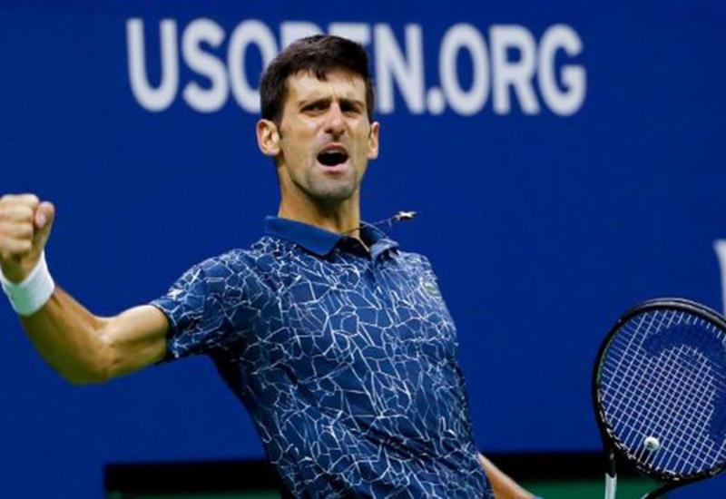 Джокович пробился в четвертый круг Открытого чемпионата США