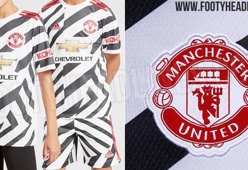 Появились изображения новой формы «Манчестер Юнайтед» на сезон-2020/21