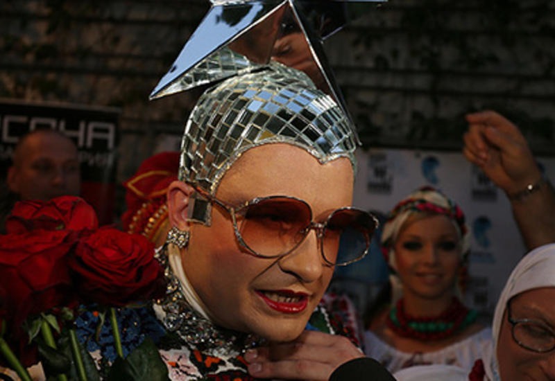 Верка Сердючка выпустила первый за 12 лет альбом