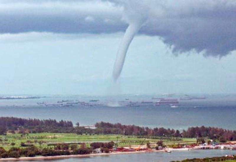 """Более 1,6 млн жителей Японии получили указание к эвакуации из-за тайфуна """"Хайшэнь"""""""