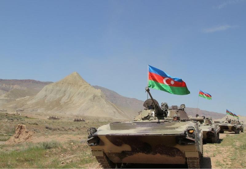 Армия Азербайджана расширила наступление в Ходжавендском направлении