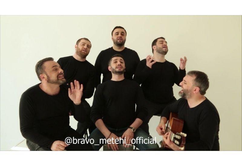 """""""Вы друзья, на которых мы всегда можем положиться"""" - подарок азербайджанцам от грузин"""