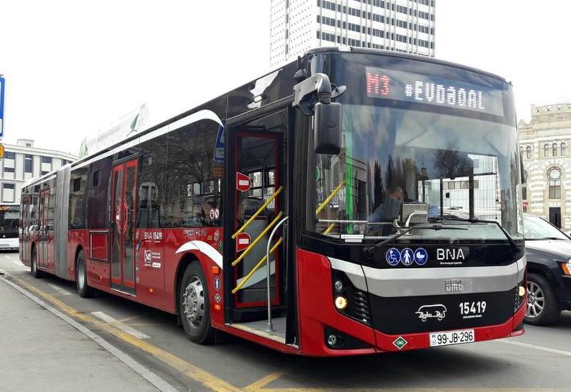 Азербайджан импортировал из Турции 50 автобусов стоимостью 7 млн долларов