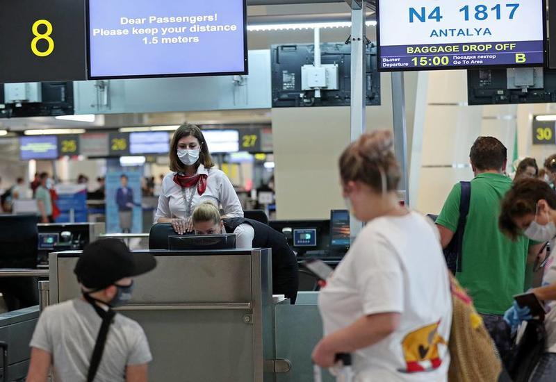 В Турции 12 туристов из России заразились коронавирусом