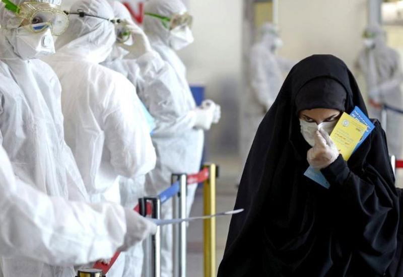 В Иране за сутки от коронавируса умерли 184 человека