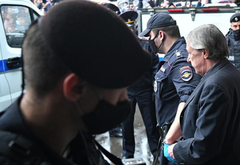 Ефремов рассказал про условия своего заключения