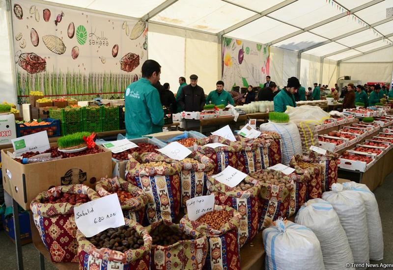 В Азербайджане отложено открытие сезонных ярмарок