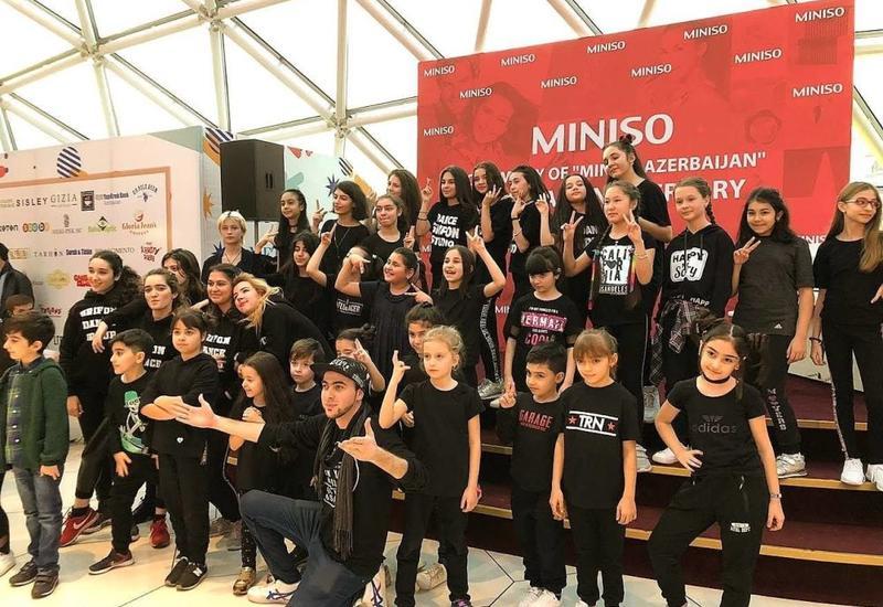 Азербайджанский танцевальный коллектив выиграл специальный приз на фестивале в Украине