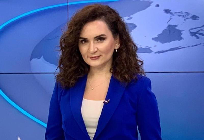 Известная ведущая назначена на должность в минэкономики Азербайджана