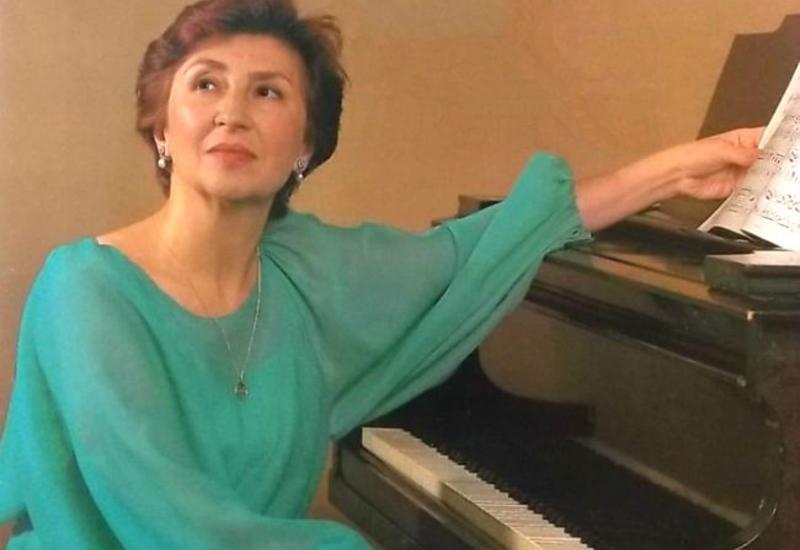 Всемирно известная американская пианистка оказалась бакинкой