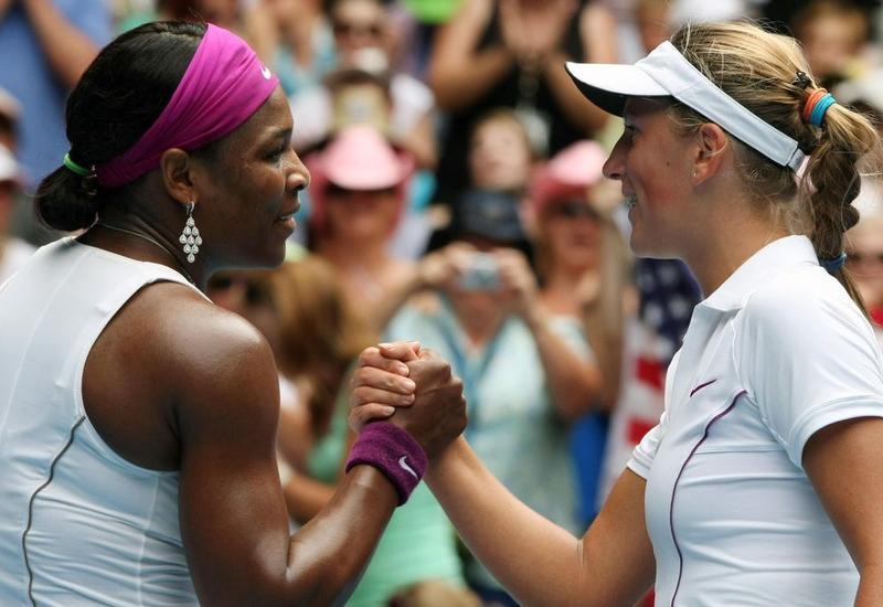 Виктория Азаренко победила Серену Уильямс в полуфинале US Open
