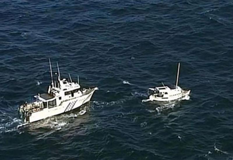 Пропавшие австралийские рыбаки выживали 6 дней в открытом океане