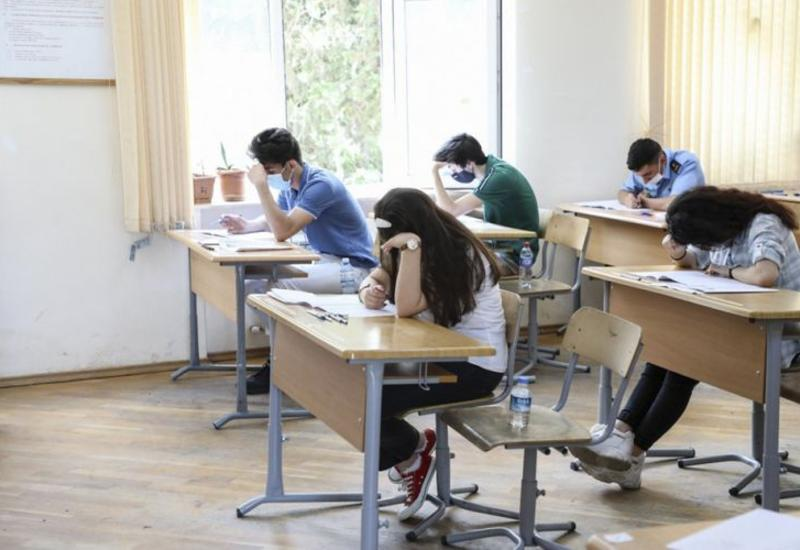 Оглашены результаты выпускных экзаменов, проведенных 10 сентября