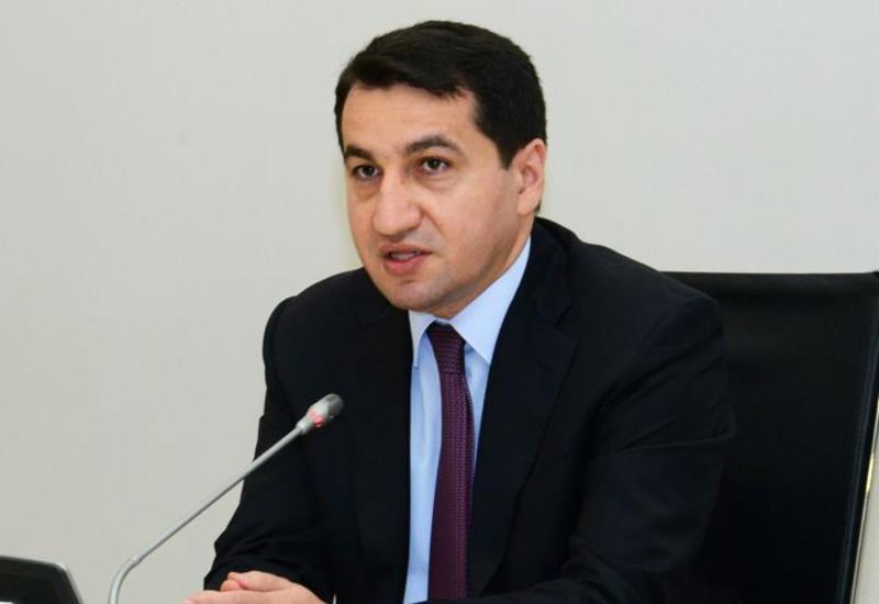 Хикмет Гаджиев о том, из каких армянских регионов были выпущены ракеты по Габале