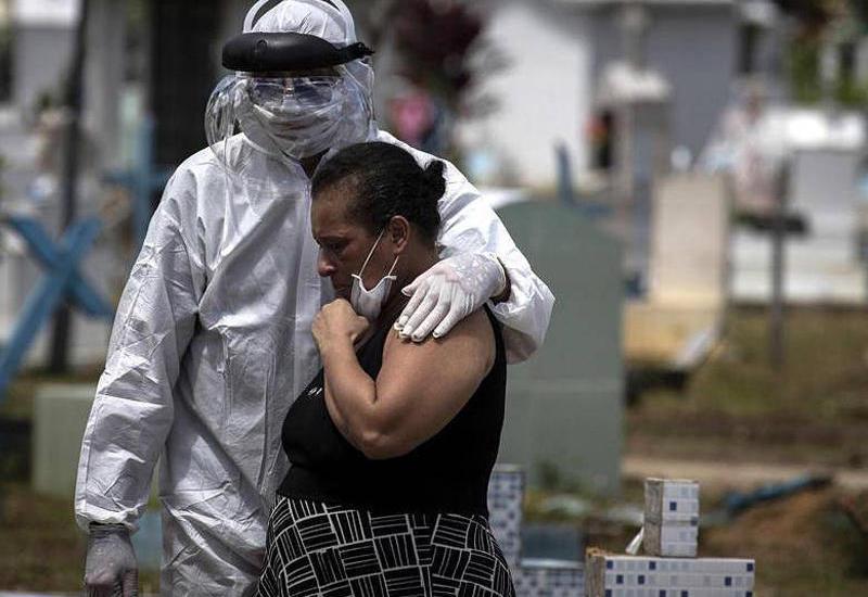 К марту число жертв коронавируса может превысить 5 млн