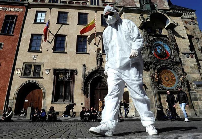 Власти Чехии заявили о второй волне эпидемии коронавируса