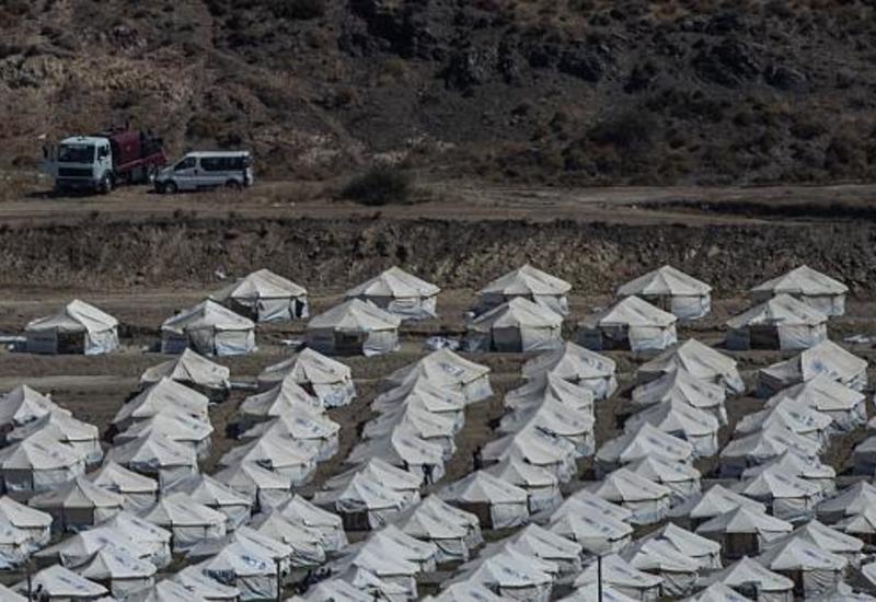 В Греции не хотят видеть мигрантов
