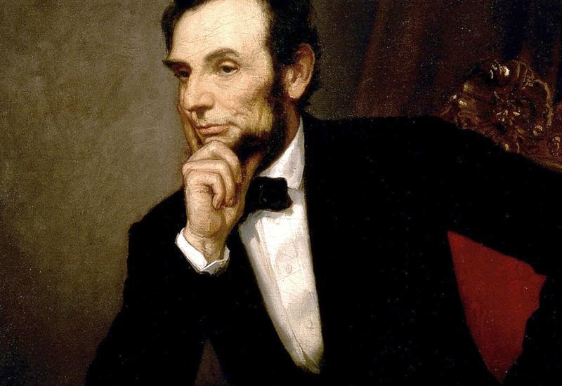 Волосы Авраама Линкольна продали на аукционе за $81 тыс