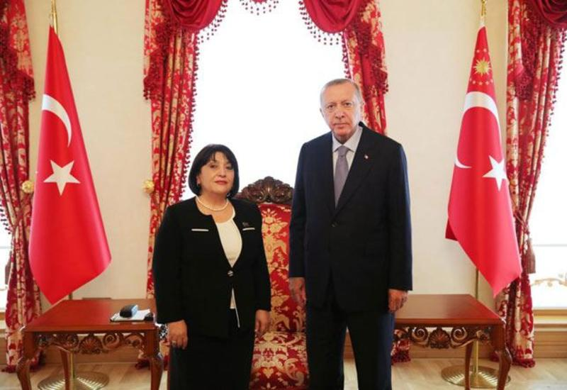 Реджеп Тайип Эрдоган: Турецко-азербайджанская дружба вечна