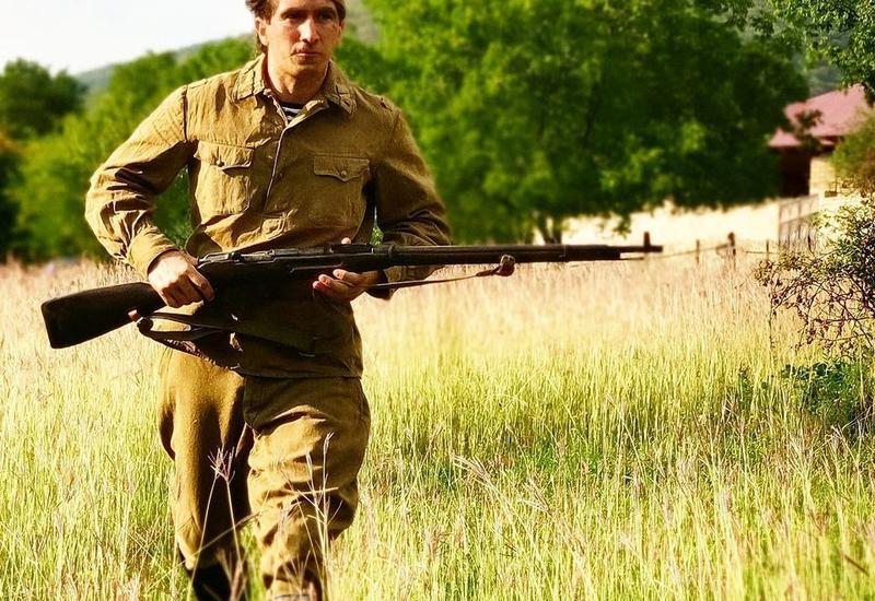 В Азербайджане снят фильм об легендарном партизане Ахмедие Джабраилове