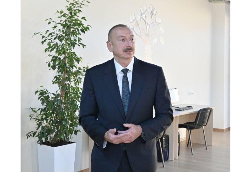 Президент Ильхам Алиев: Необходимо предпринять такие шаги, чтобы оказаться в числе стран, наиболее подготовленных к постпандемическому периоду