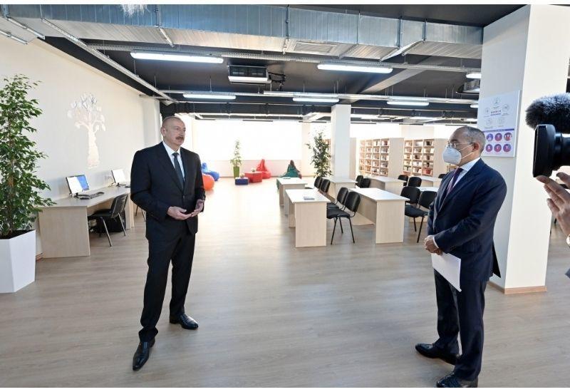 Президент Ильхам Алиев о сигаретной фабрике в Сумгаите: Сегодня мы сэкономили 300 миллионов манатов