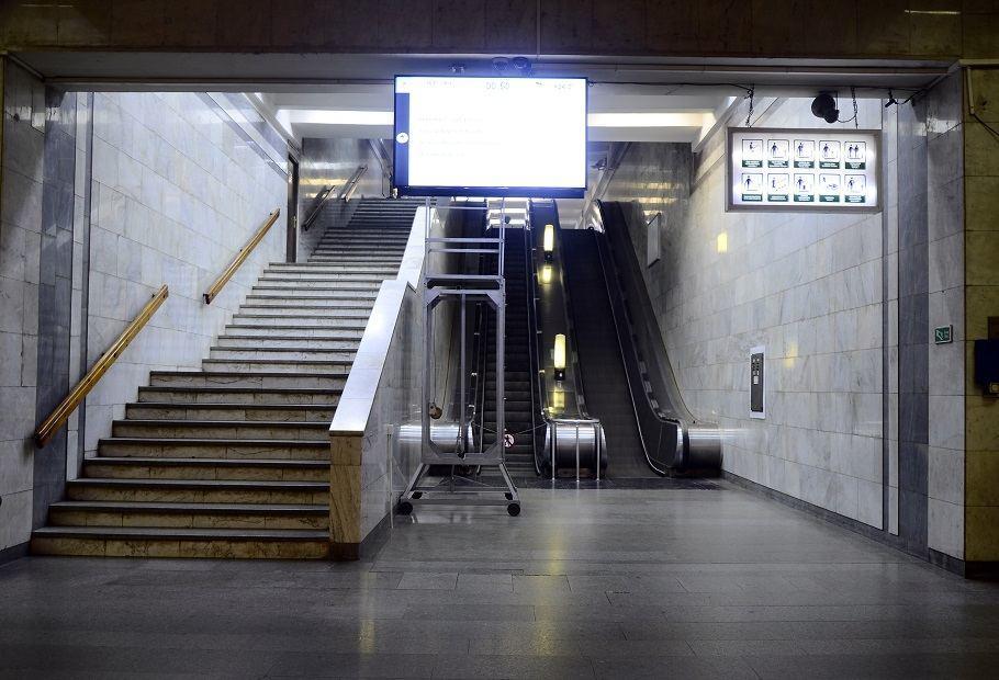 К сведению пассажиров бакинского метро