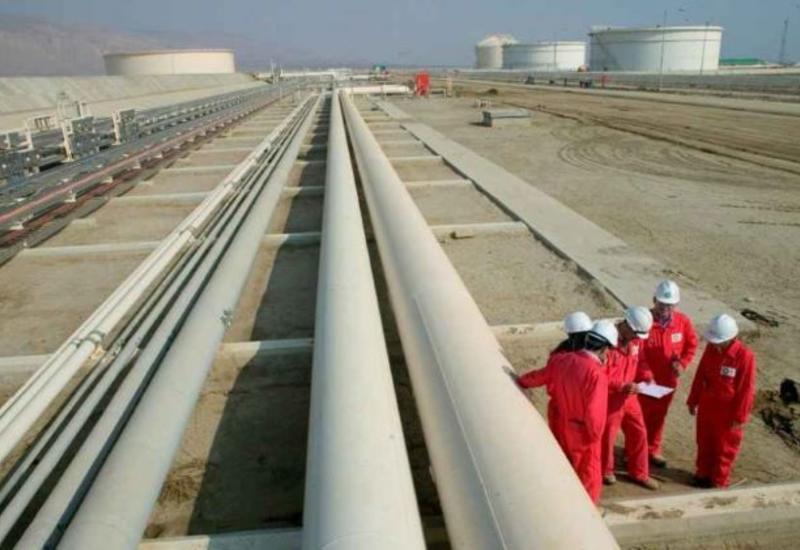 Азербайджан увеличил транспортировку газа по Южно-Кавказскому трубопроводу