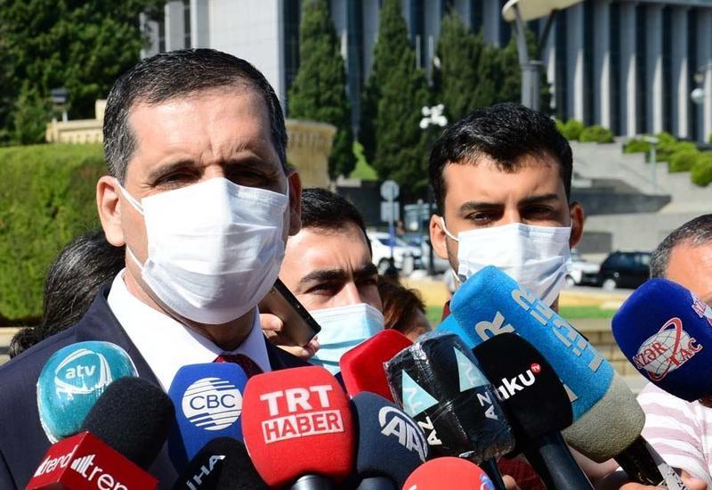 Эркан Озорал: Поддержка Азербайджаном позиции Турции по Восточному Средиземноморью придает еще большую силу Анкаре