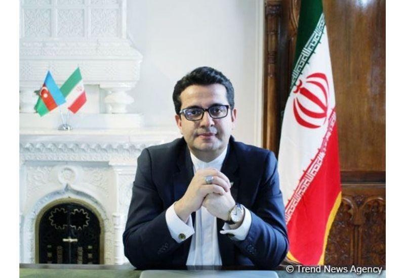 Граница Ирана и Азербайджана навсегда остается границей дружбы, мира и безопасности
