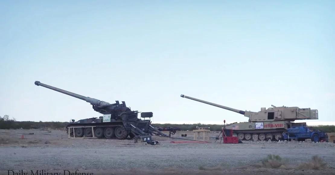 Американские военные испытали электромагнитную пушку, поддерживаемую искусственным интеллектом