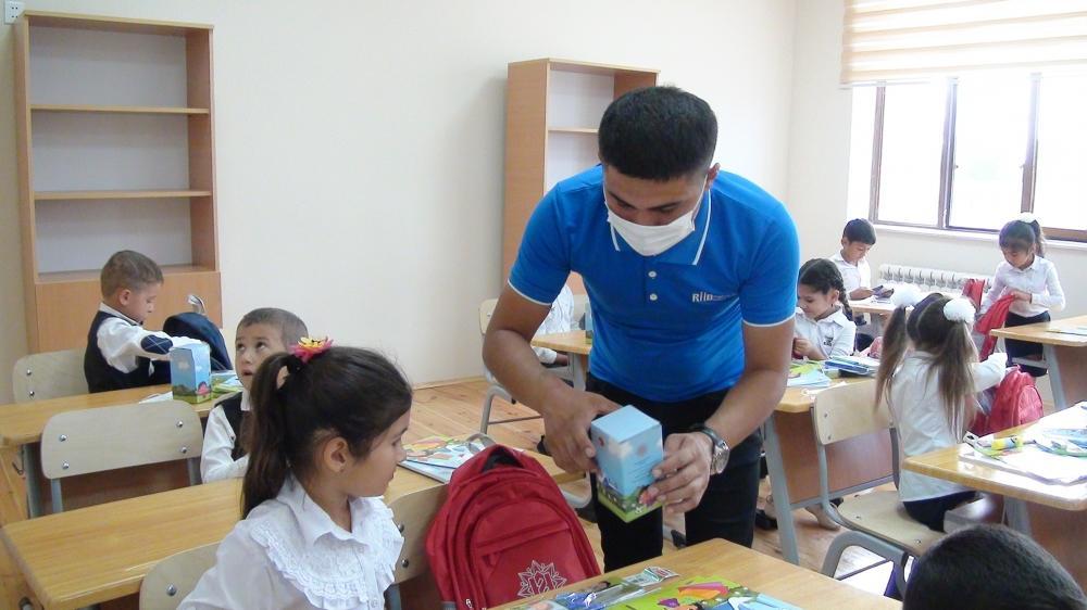 Очередной вклад Фонда Гейдара Алиева в систему образования страны