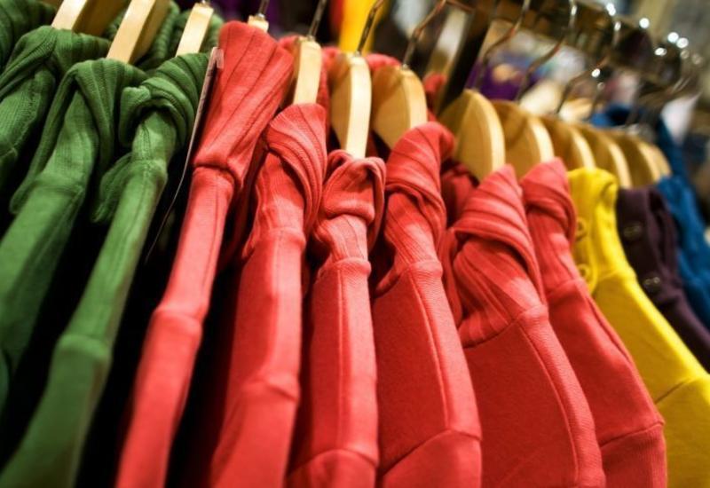 В Азербайджане увеличилось производство одежды