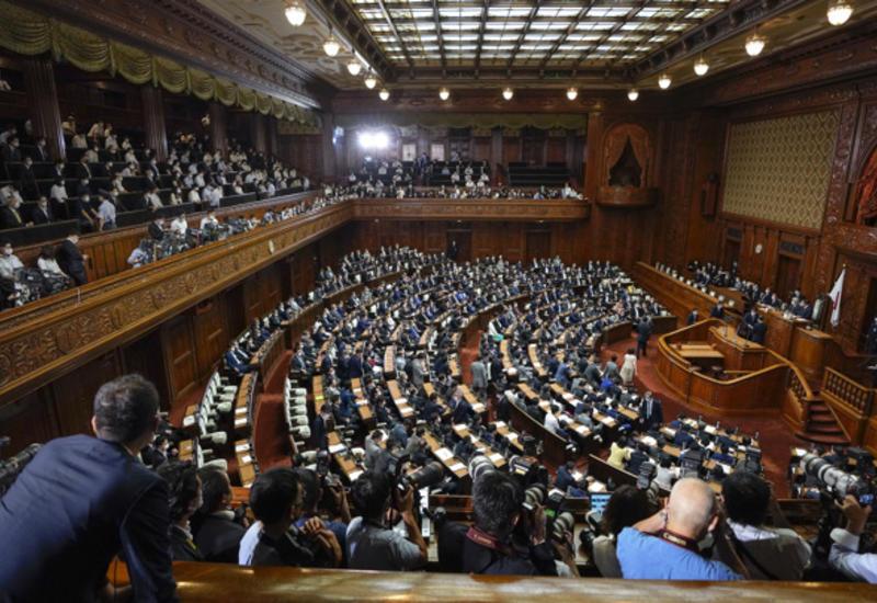 В Японии сформировано новое правительство